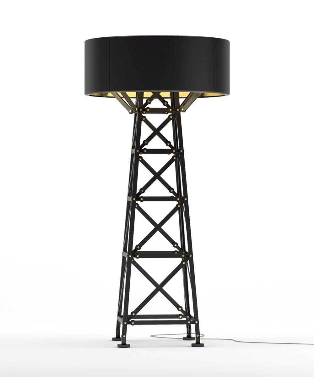 Designerlampa med inspiration från Oljeborrtorn