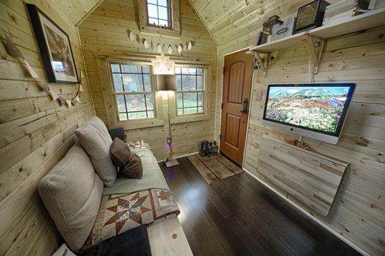 Compact Living Inspirerande Minihus