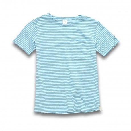 Randig Boomerang T-Shirt