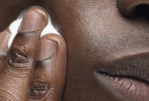 Hudkräm minskar irriterad hud efter rakning