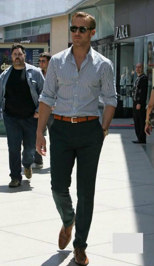 Stilren, klassisk outfit