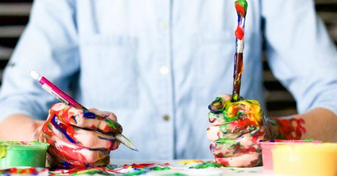 Hur blir jag mer kreativ tips