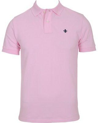 Morris, New Piqué, Pink