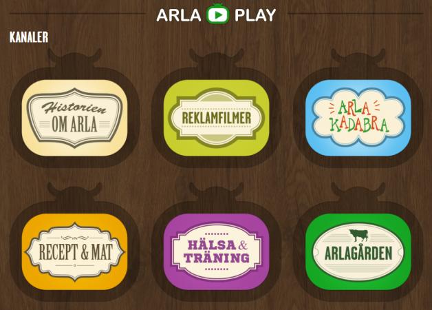 Arlas Playkanal