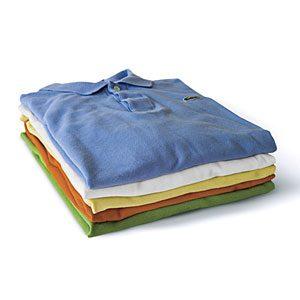Hur viker man en tröja