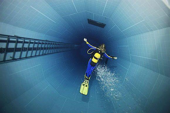 Världens djupaste pool