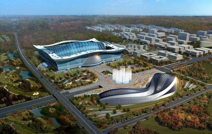 Världens största byggnad