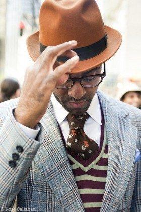 Att bära hatt