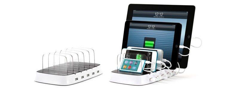 Laddningsdocka för iPhone och iPad