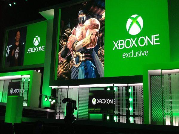 Microsoft Gamescom Presenation 2013