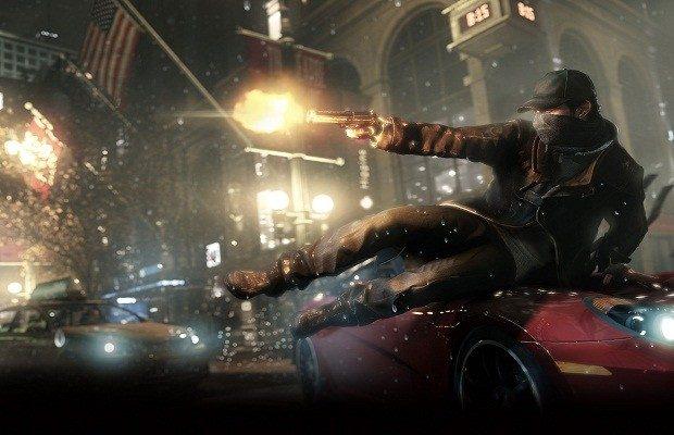 Watch Dogs Trailer - Gamescom 2013