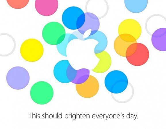 Apple event den 10e September