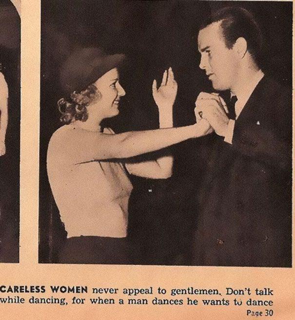 datingtips för kvinnor från 1930 talet dansa