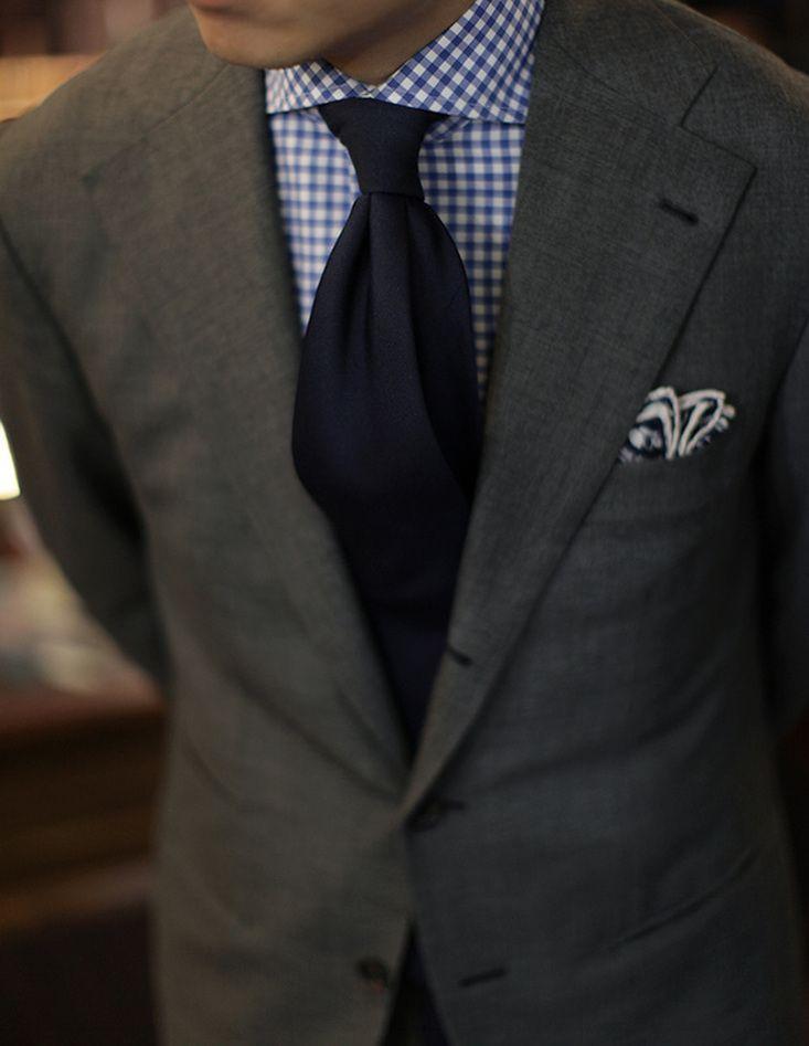 gingham-rutig-skjorta-dressat