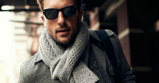 hur knyter man en scarf eller halsduk