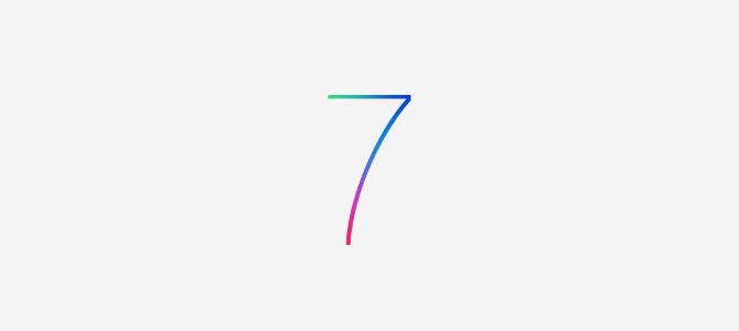 Hur stänger man av appar i iOS7
