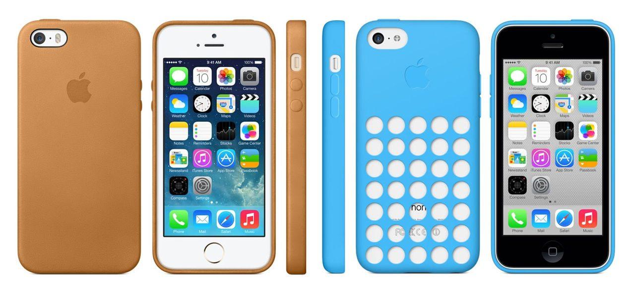 iPhone 5s officiella skal