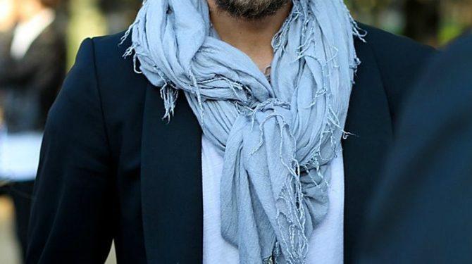 scarf för män