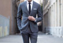 Hur ska en kostym sitta guide