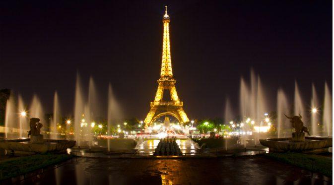 Paris en av världens dyraste städer
