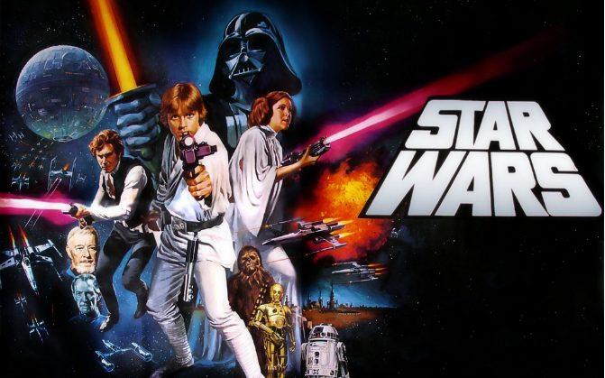 Star Wars dagen