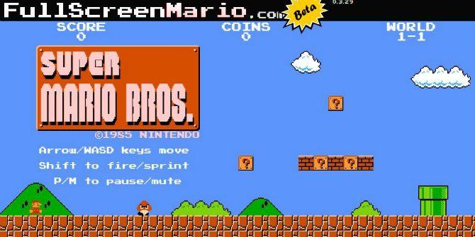 super-mario-bros-i-webbläsaren