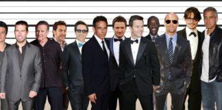hur långa är manliga kändisar
