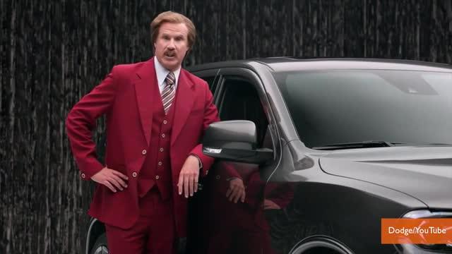 ron-burgundy-dodge-reklam