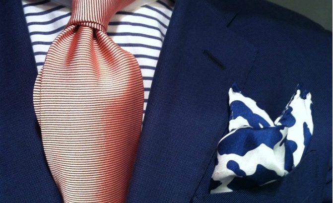 skjorta-och-matchande-bröstnäsduk