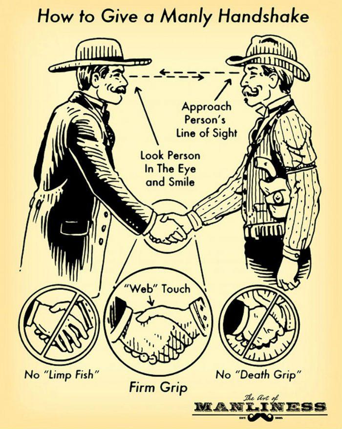 hur skakar man hand skaka hand manligt