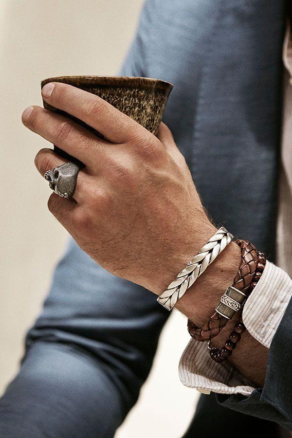 armband herr stilguide