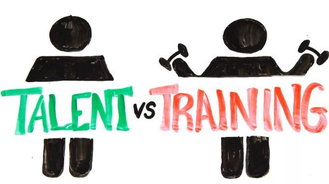 Talang vs Träning? Spelar Talang roll i professionell idrott?