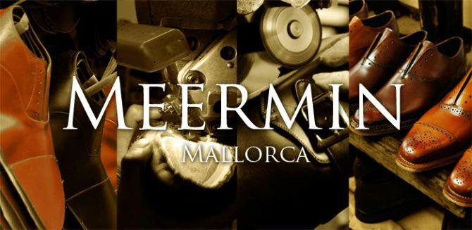 Vi Besökte Meermin Mallorca Och Tittade På Lyxiga Skor