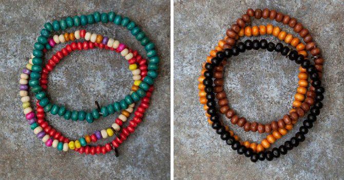 Happy Beads armband 2
