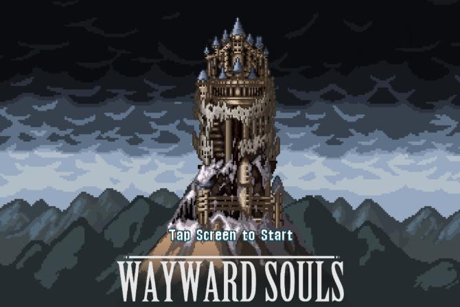 Wayward Souls iphone