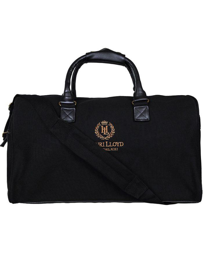 Weekend Bags Herr 2014 Henri Lloyd Cullen Overnight Bag Svart