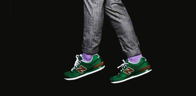 Sneakers till Kostym