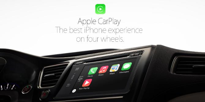 Vad är Apple CarPlay?