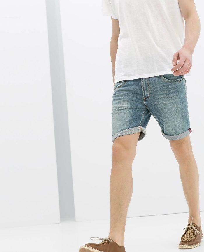 Herrshorts 2014 jeans Zara