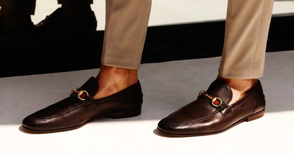 inga strumpor i skorna
