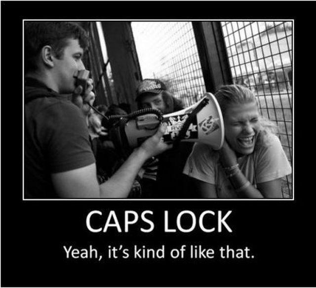 Caps Lock-dagen