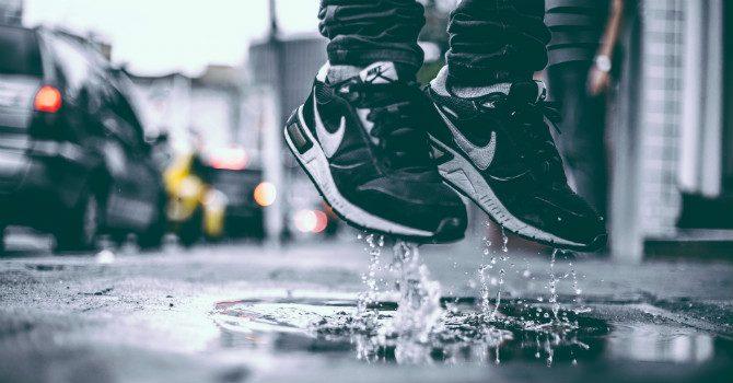 Impregnera sneakers måste man