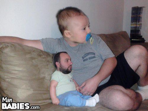 Man Babies