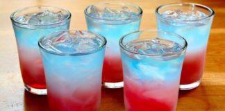 bomb pops shots snygga drinkar
