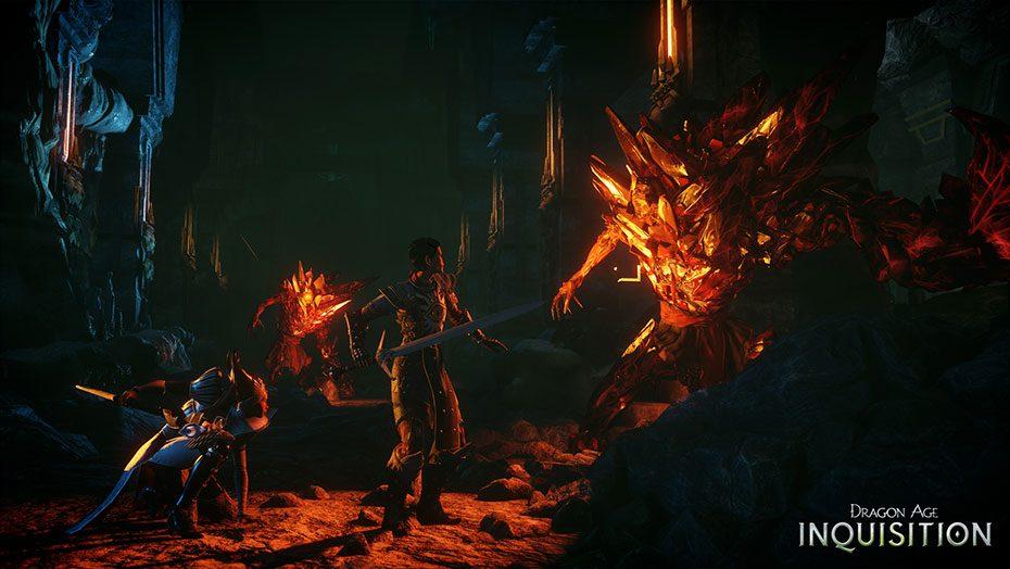 dragon age inquisition e3 2014