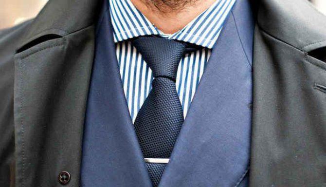 hur knyter man en slips