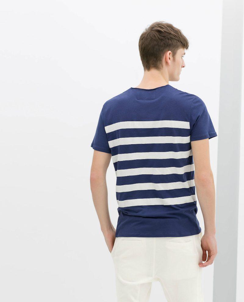 marint mode 2014 randig tshirt