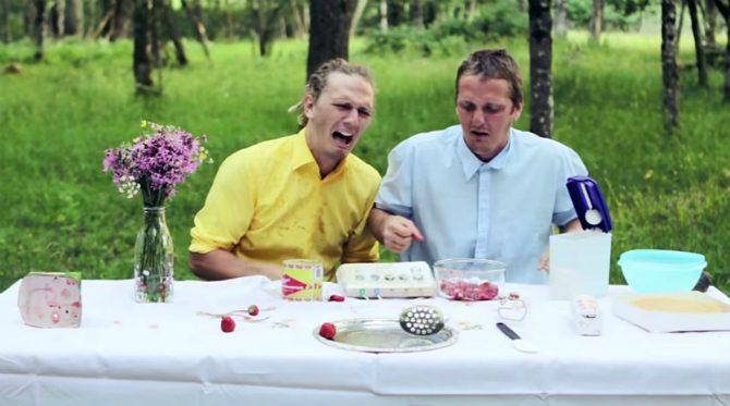 Tårta och elchocker