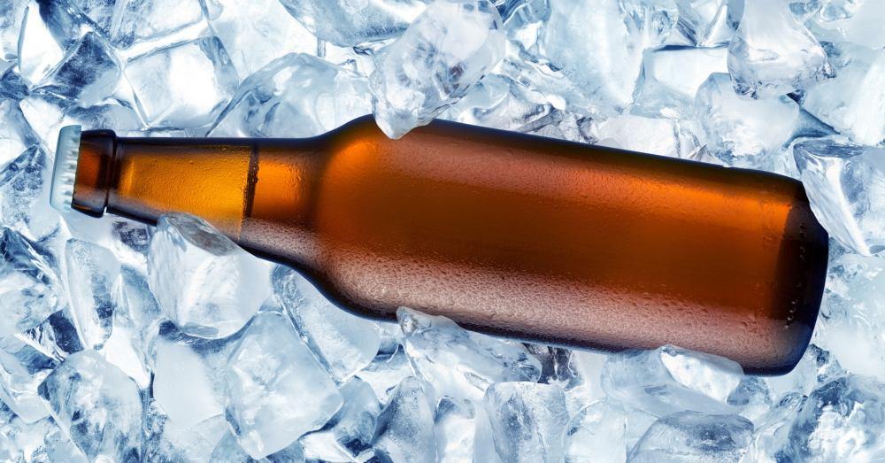 kyla öl snabbt i frysen