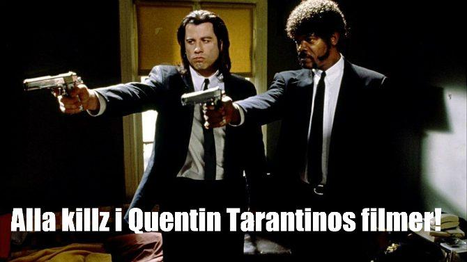Quentin Tarantinos filmer